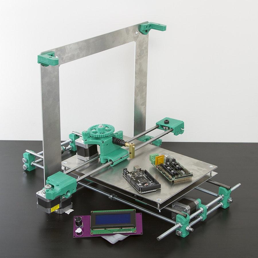 DIY Tech Shop Prusa i3xl 3D Printer Kit