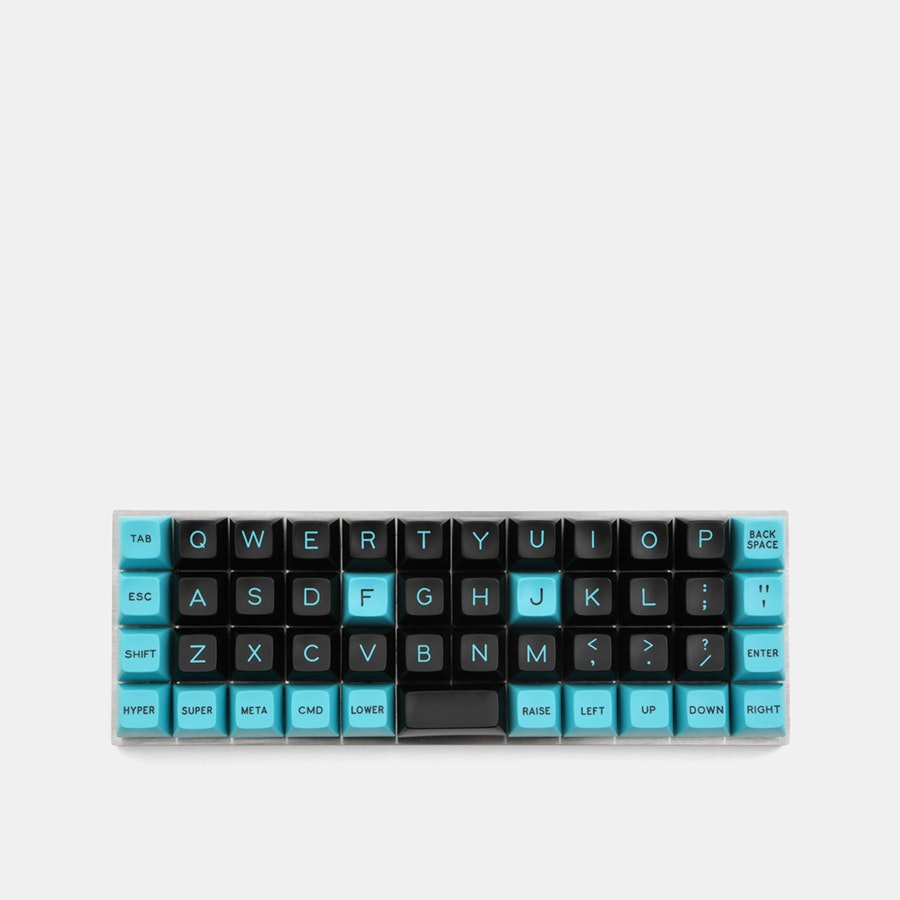 Massdrop x MiTo SA Pulse Custom Keycap Set
