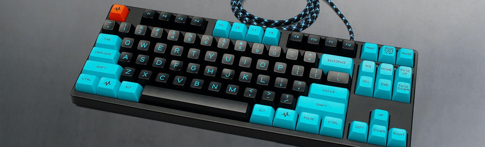 PuLSE SA Keycap Set