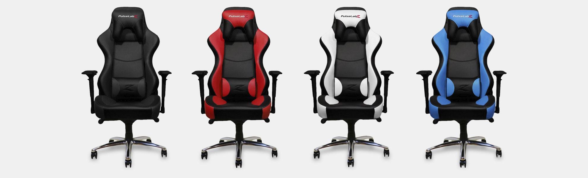 Pulselabz Guardian Series Signature Gaming Chair