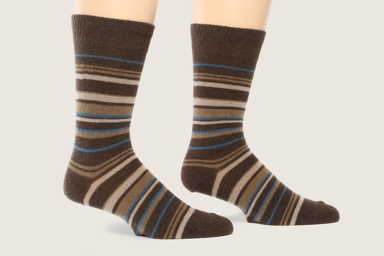Stripe Brown