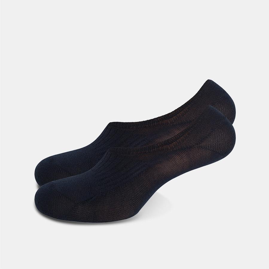 Punto Blanco Cotton Invisible Socks (2-Pack)