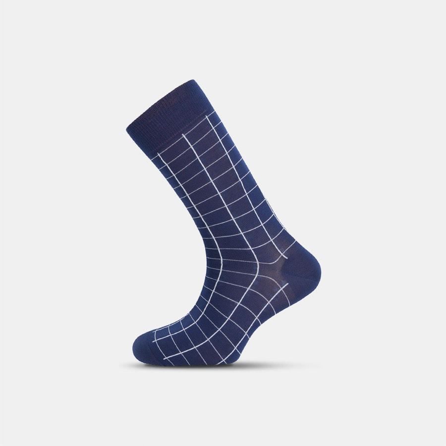 Punto Blanco Cotton Patterned Socks (3-Pack)