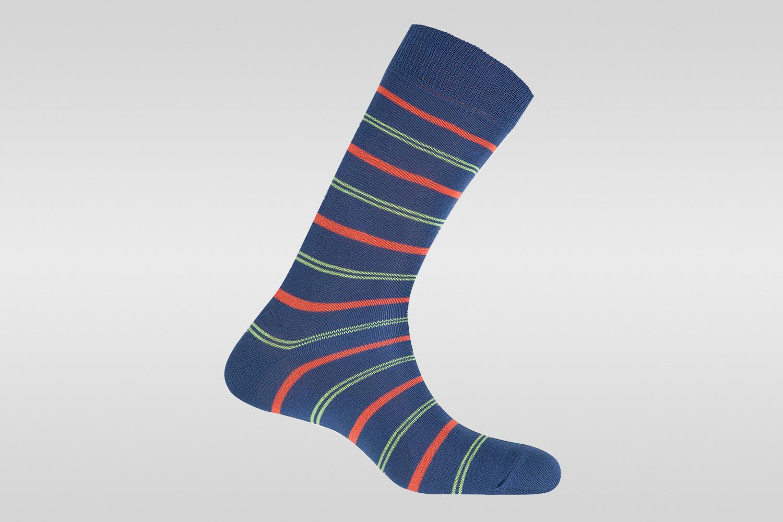 Narrow Stripe - Blue 142