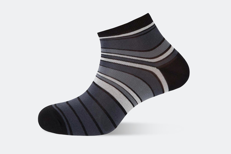 Wide Stripes – Gray #552