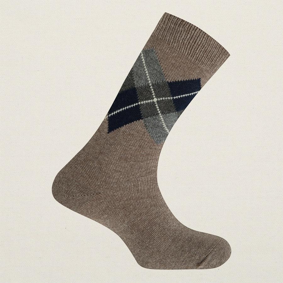Punto Blanco Wool/Cashmere Socks (3-Pack)