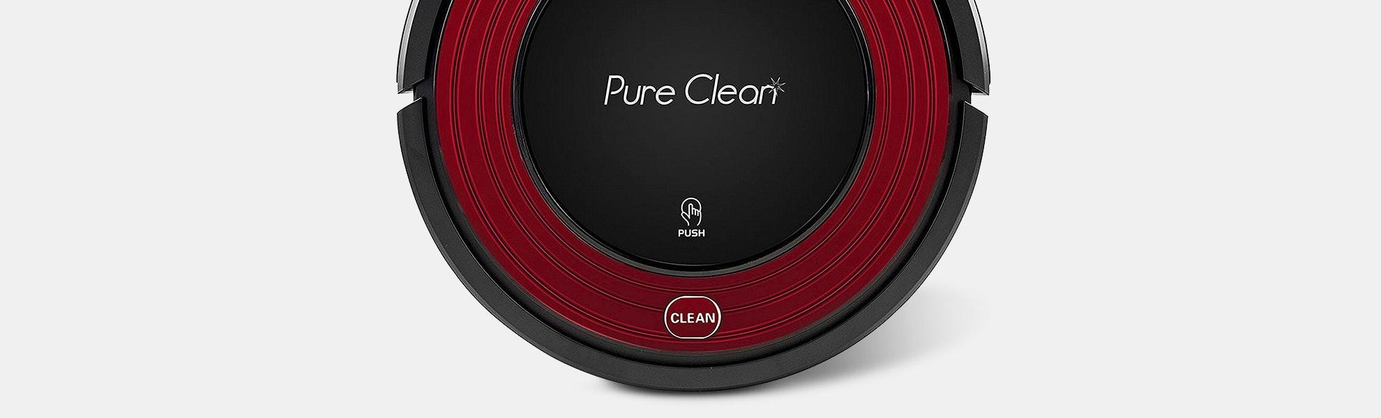 PureClean Auto Robot Vacuum Cleaner