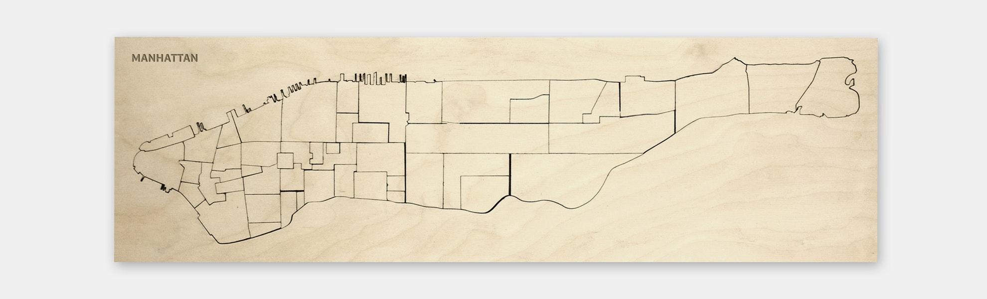 Puzzle Places Wooden Puzzles