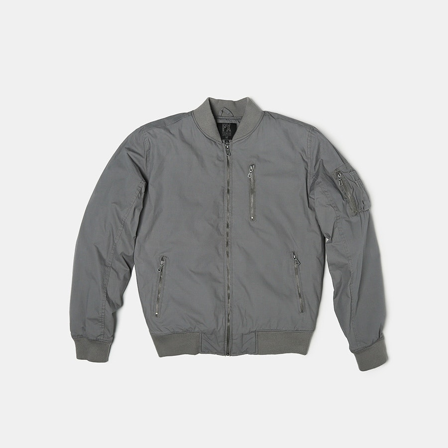 PX Clothing Alec Bomber Jacket