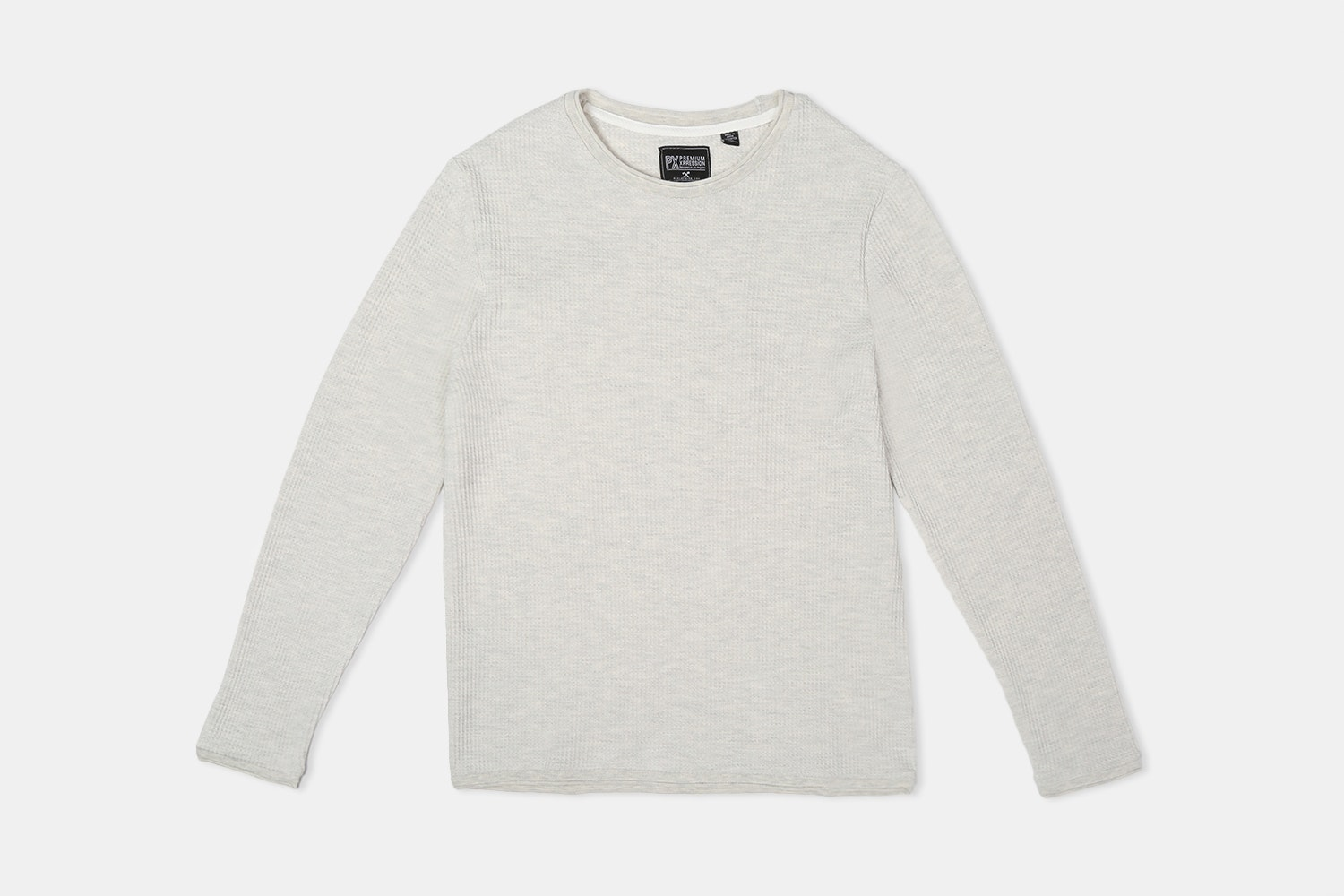 PX Clothing Antoine Waffle-Knit Tops