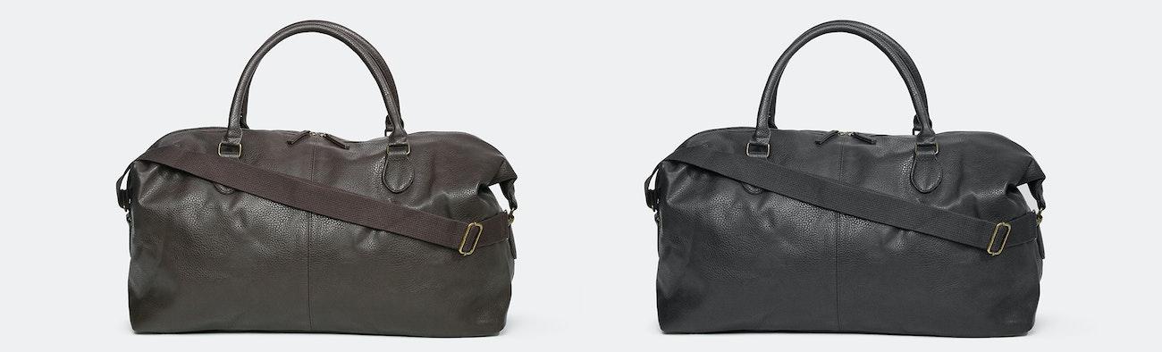 5f3c300d925 PX Clothing Gunner Vegan Leather Duffel Bag   Price   Reviews   Massdrop