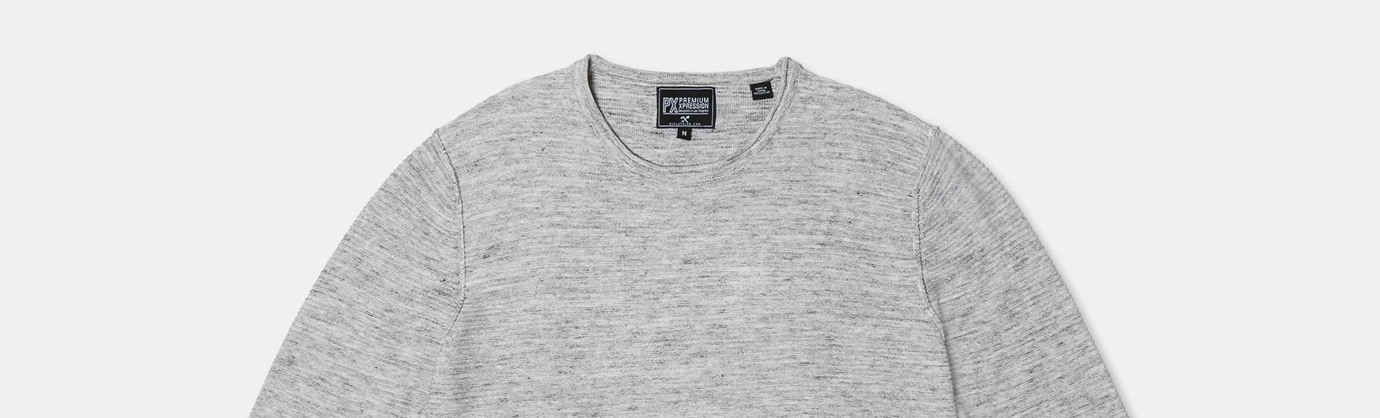 PX Clothing Lightweight Asa Sweater