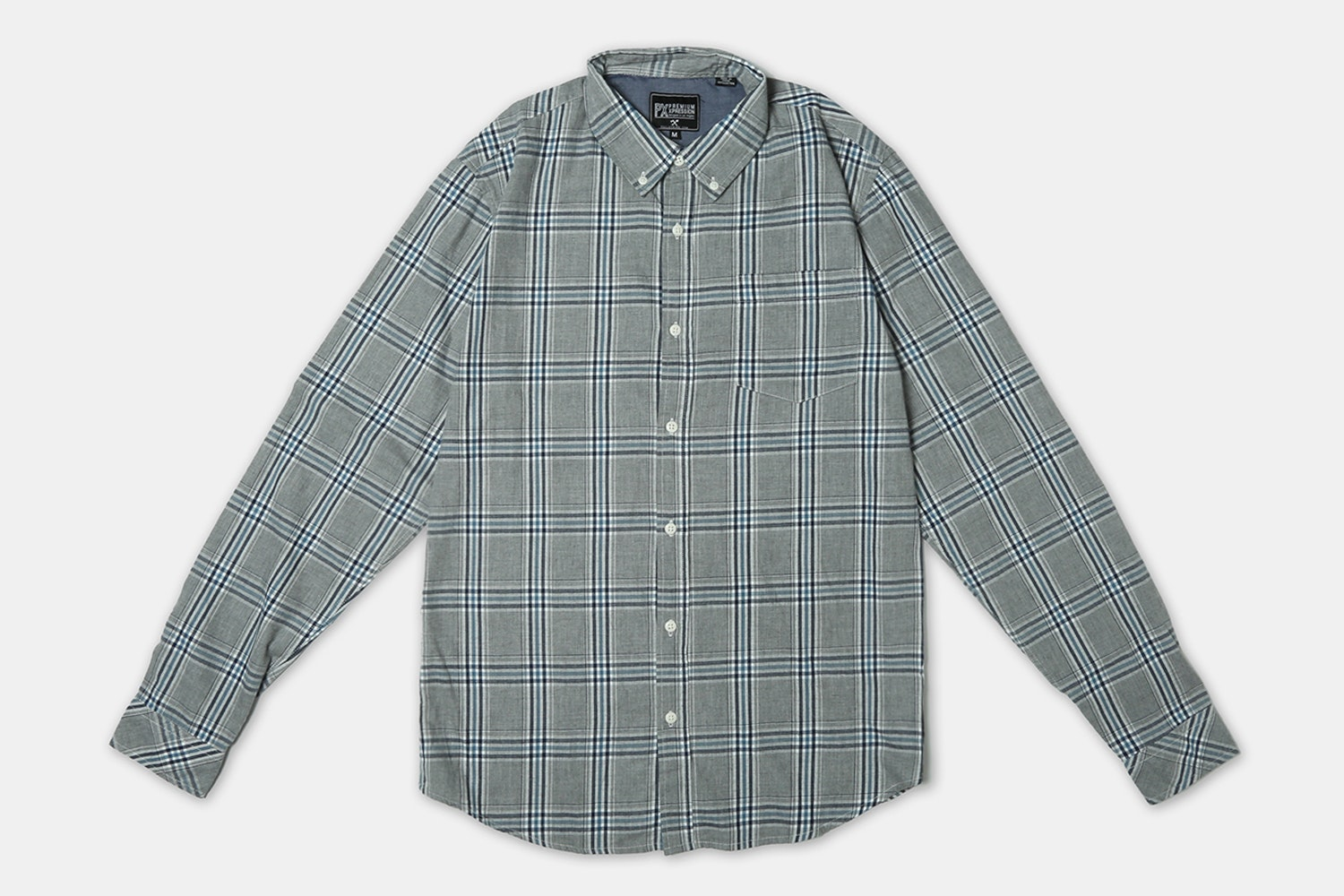 PX Clothing Long-Sleeve Woven Shirts