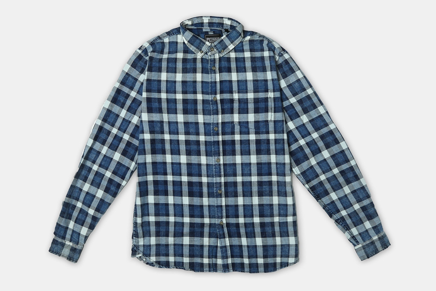 Zach Shirt - Navy