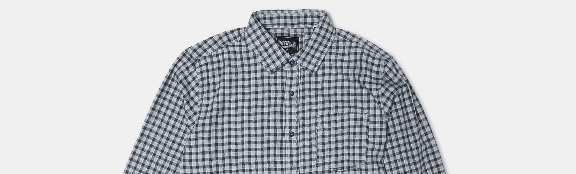 PX Clothing LS Woven Shirts