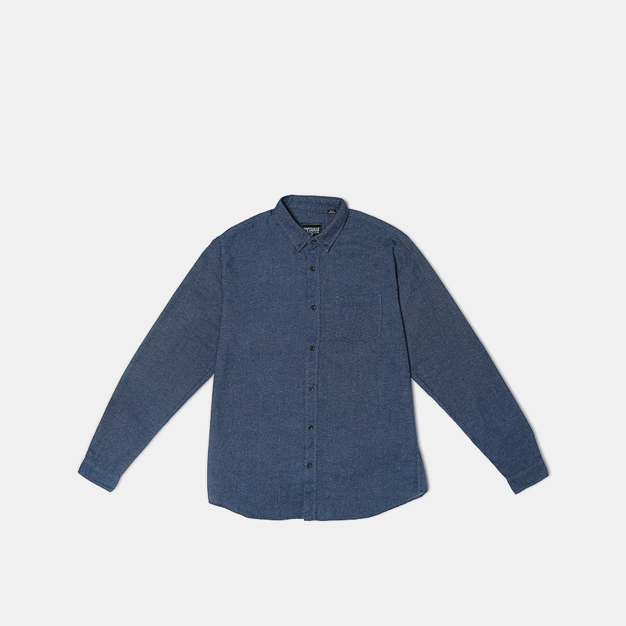 PX Clothing Roland Chambray Shirt
