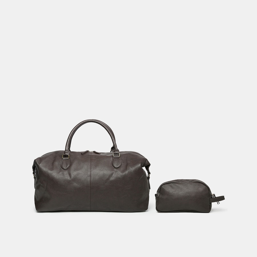 PX Clothing Vegan Leather Travel Bundle
