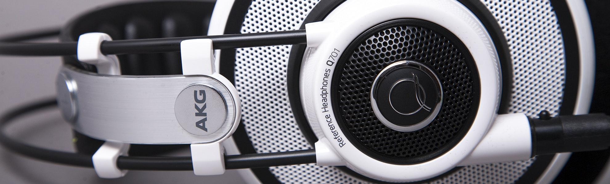 AKG Q701 Audiophile Headphones