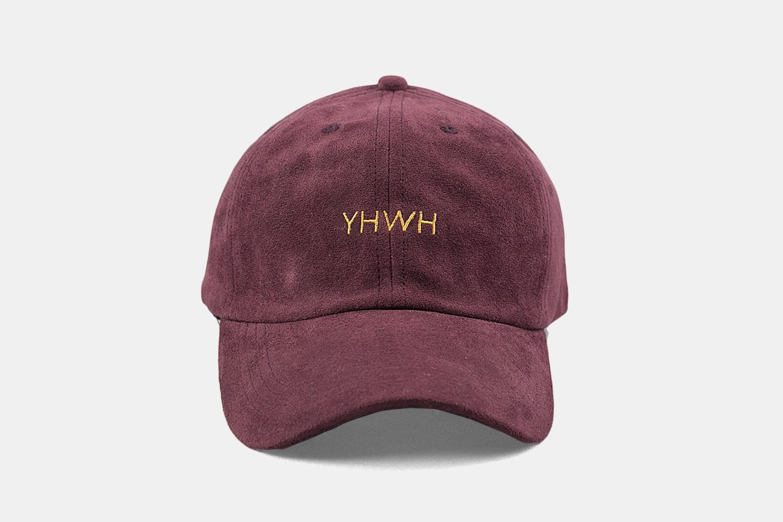 Yahweh Cap - Wine