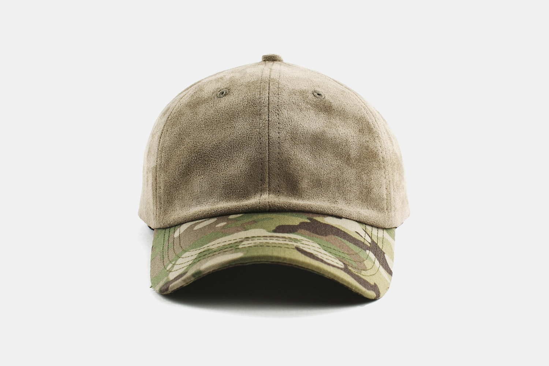 Minimal Cap - Desert Suede / Multicam