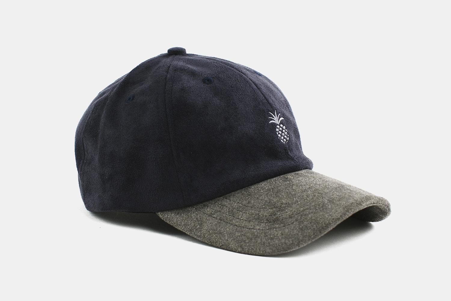 Pineapple Two-Tone Cap - Midnight & Gunmetal