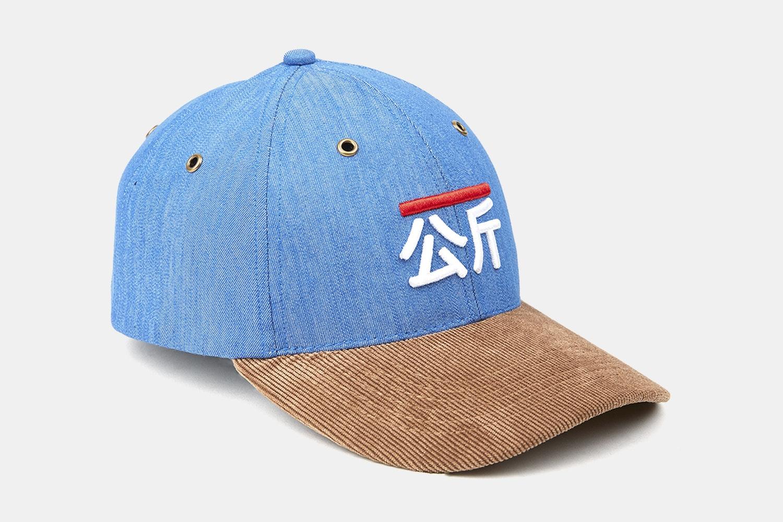 Qilogram Dad Hat - Denim