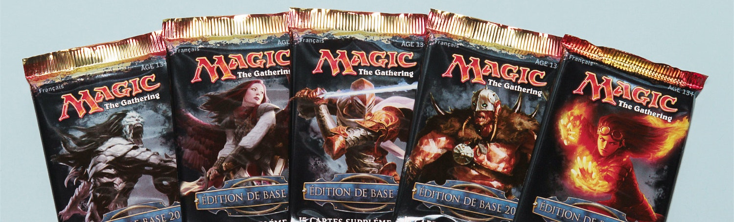 French Magic 2014 Booster Box