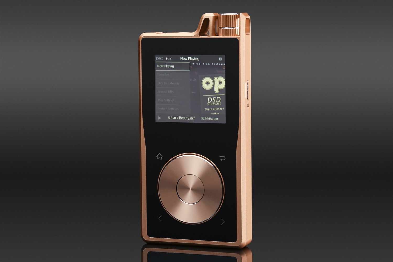 Questyle QP1 Digital Audio Player
