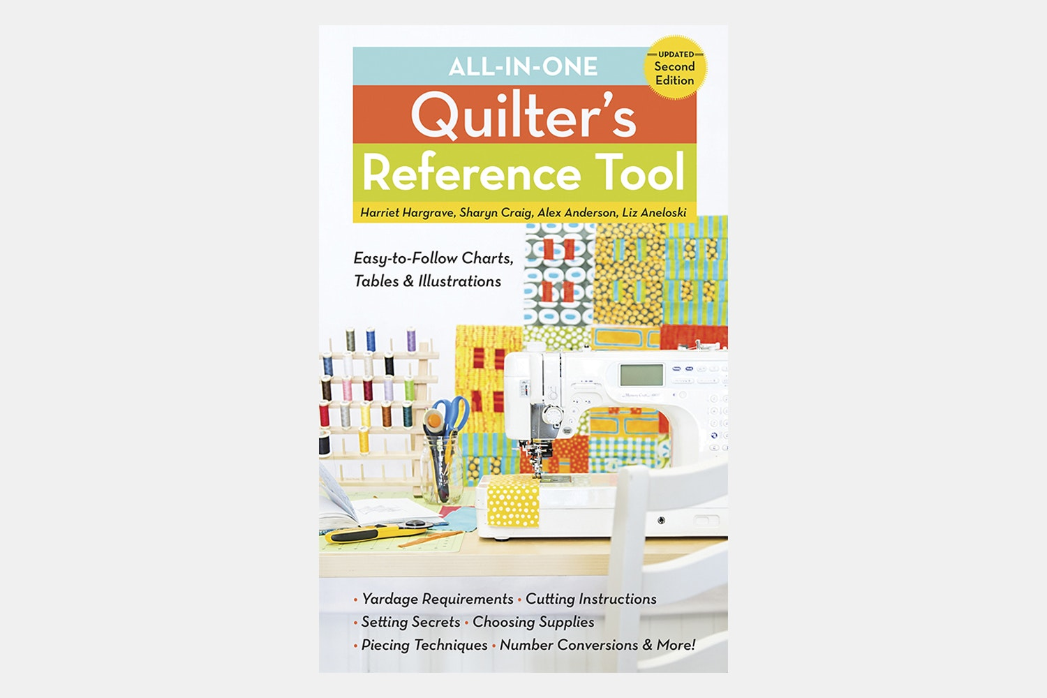 Quilter's Reference Tool Bundle
