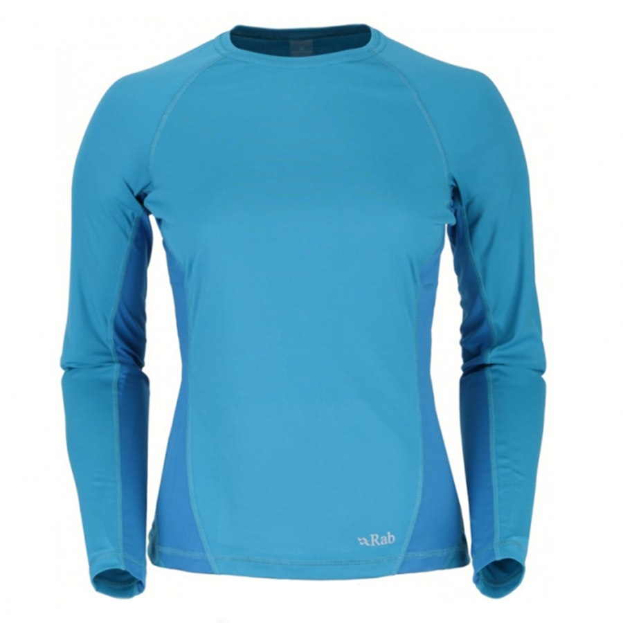Womens Turquoise/Merlin