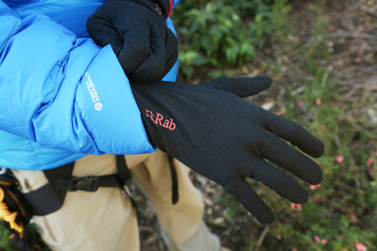 Rab MeCo Glove Liner