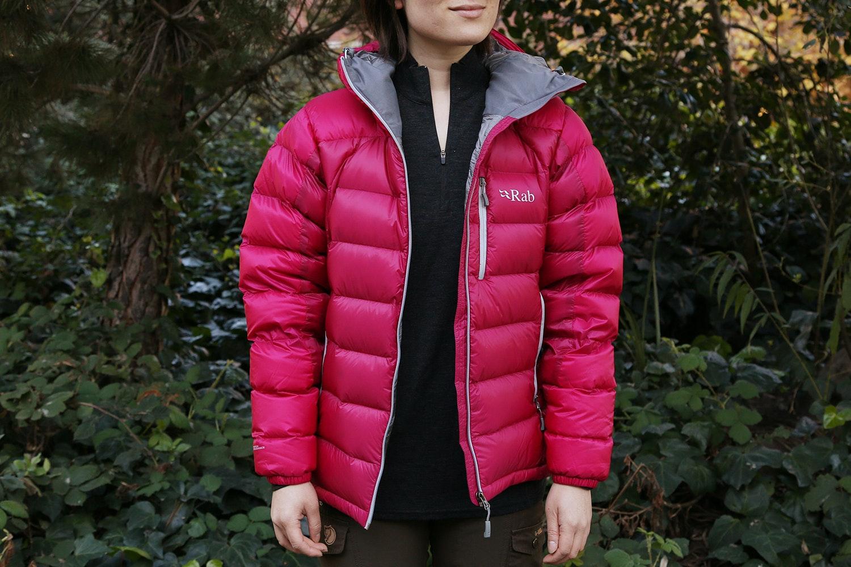 Rab women's infinity jacket sale
