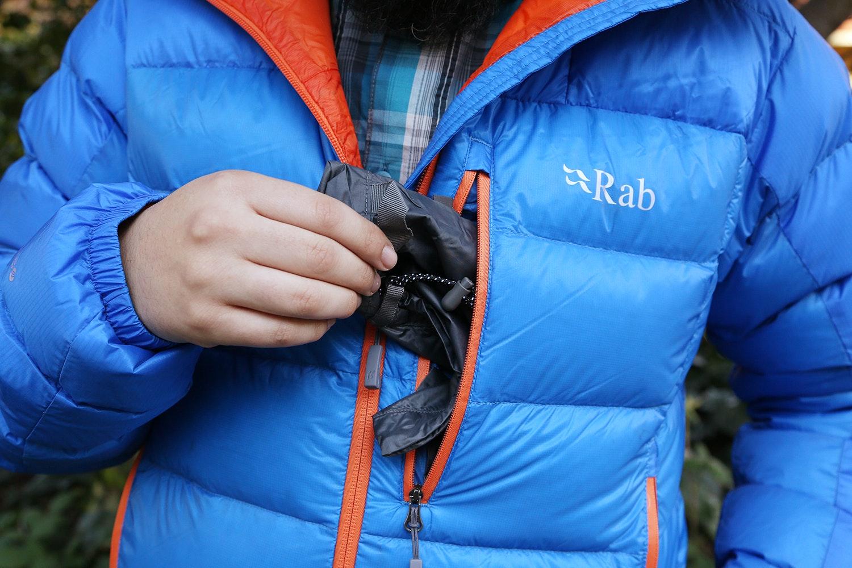 Rab Infinity Endurance 850fp Down Jacket