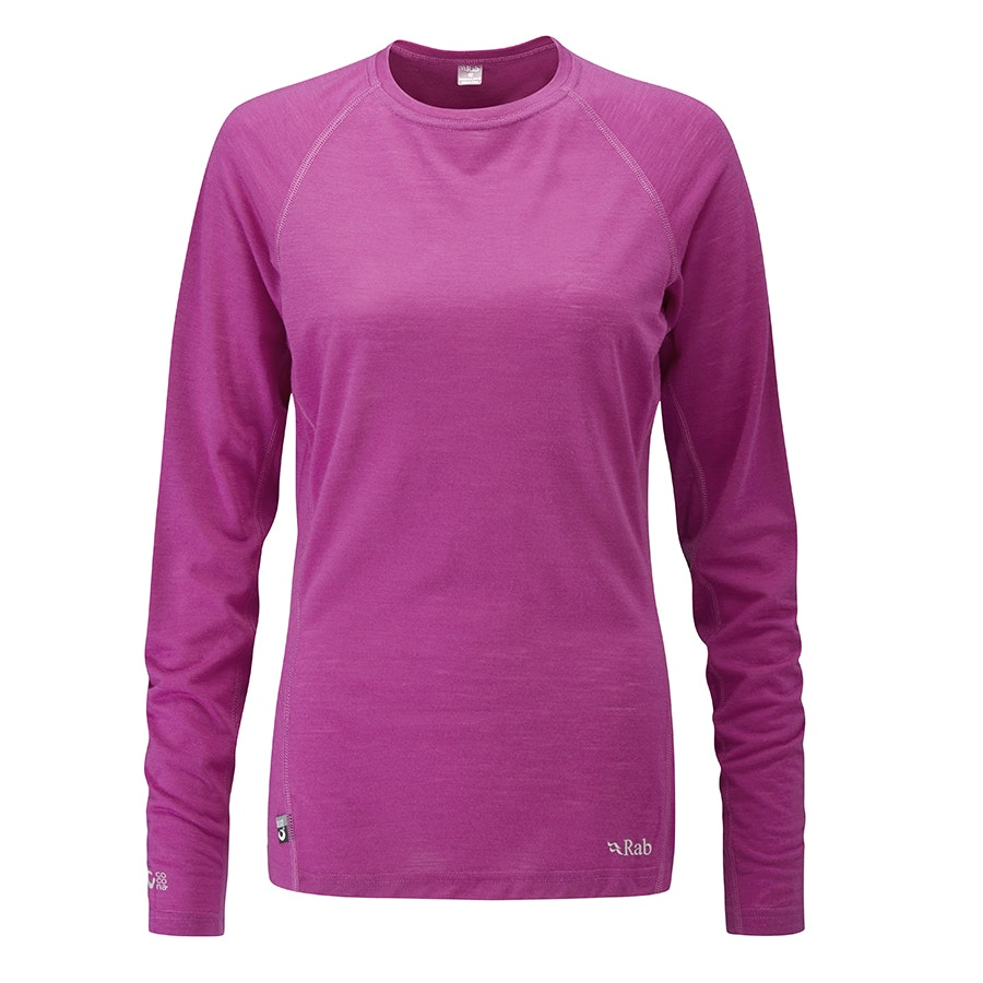 120 Long Sleeve Tee, Diva (+ $7)