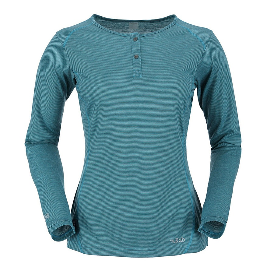 140 Long Sleeve Tee, Capri (+ $10)