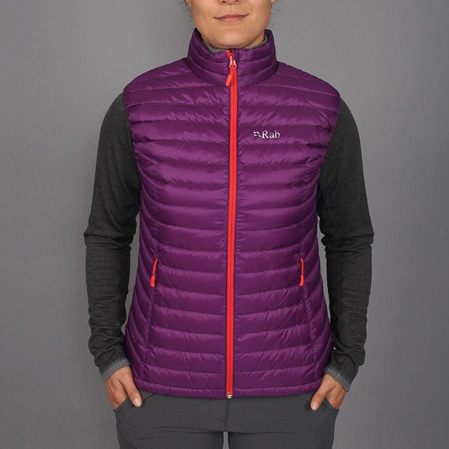Women's Microlight Vest, nightshade/horizon