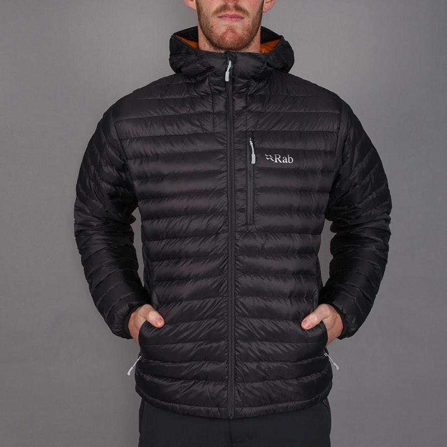 Men's Alpine Jacket, beluga/squash