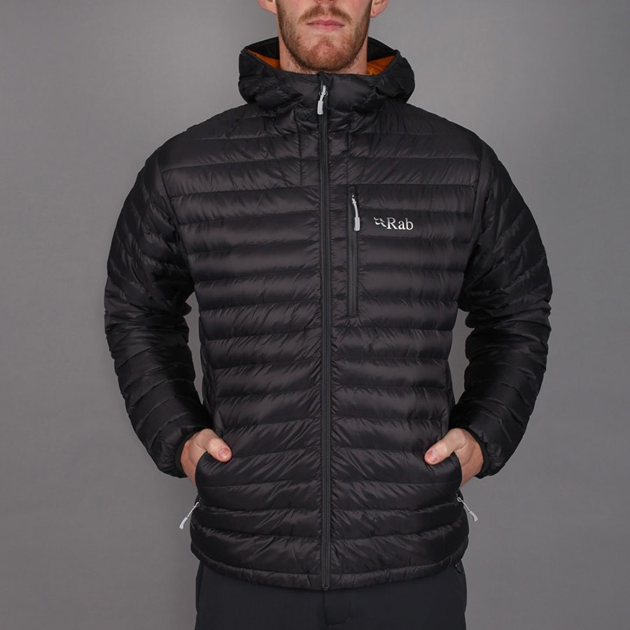 Men's Alpine Jacket, beluga/squash