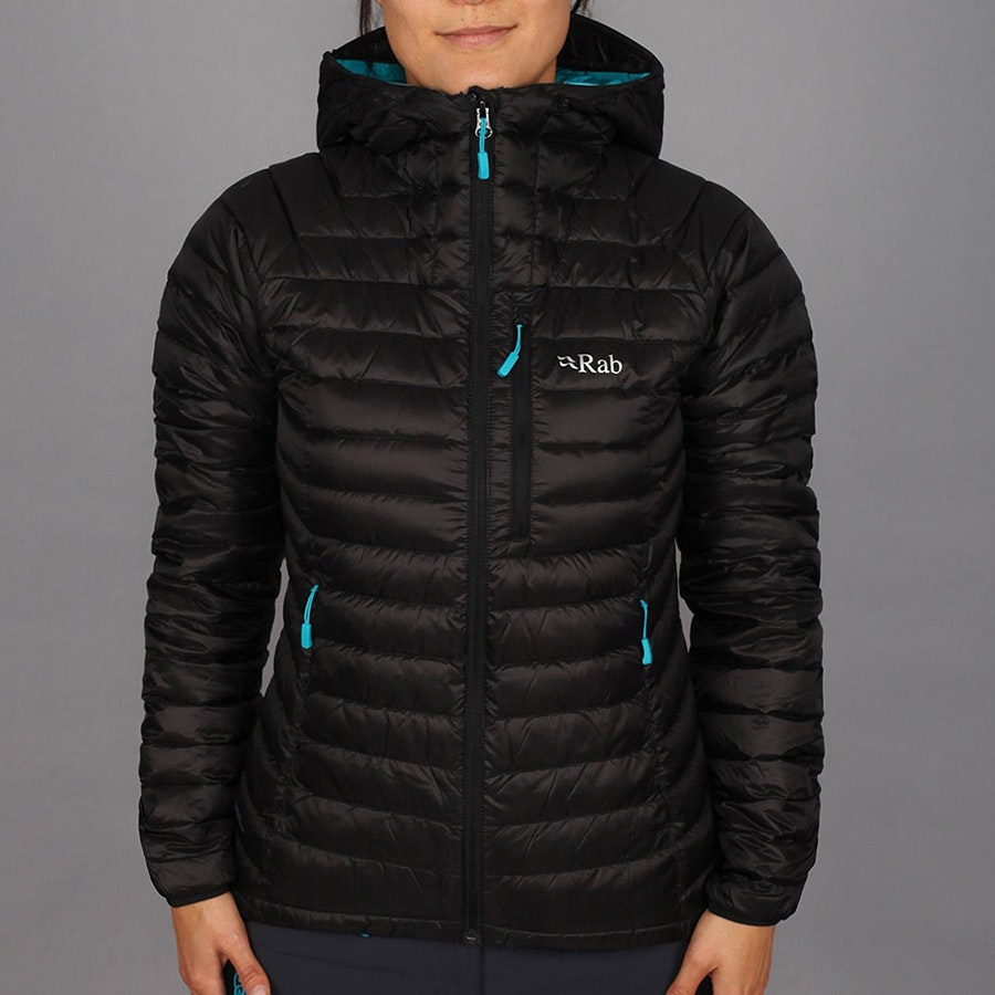 Women's Alpine Jacket, black/tasman
