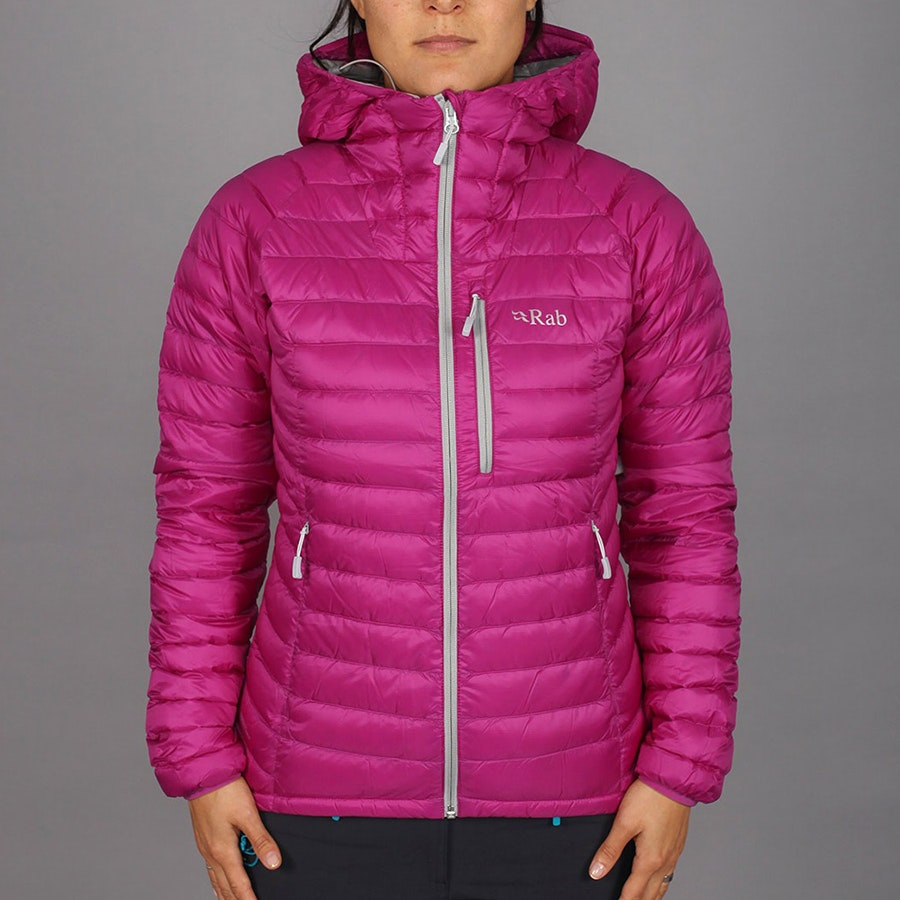 Women's Alpine Jacket, lupin/gargoyle