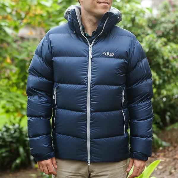 Rab Down Jacket