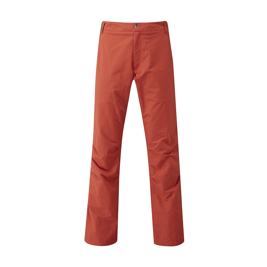 Men's pants: Chestnut