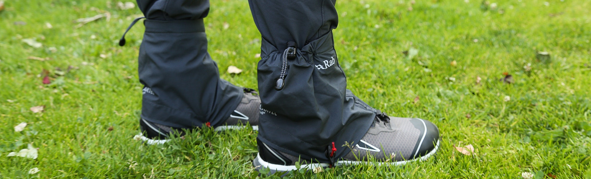 Rab Mens Neo Shortie Gaiters