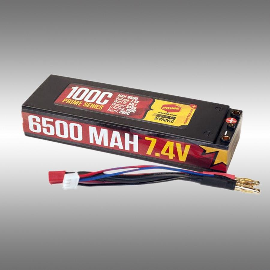 Racers Edge 2S 7.4v 6500mah 100C LiPo