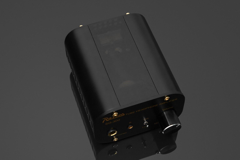 Racoon SG-300 DAC/Tube Amp