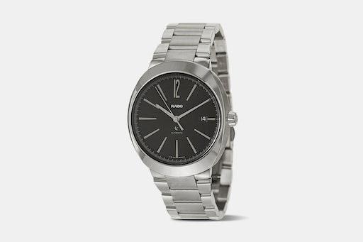Rado D-Star Steel Automatic Watch