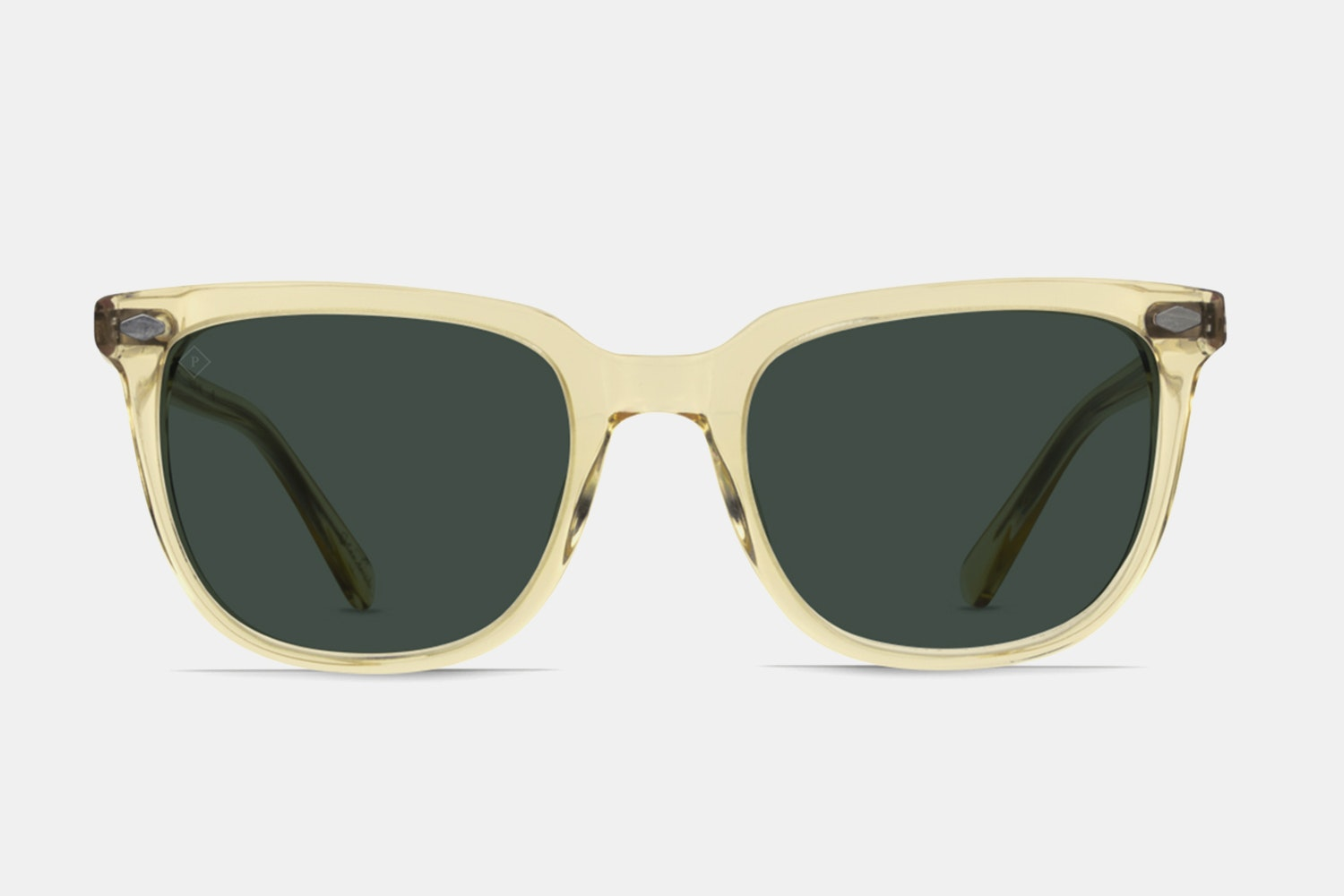 Champagne crystal/green polarized (+ $15)