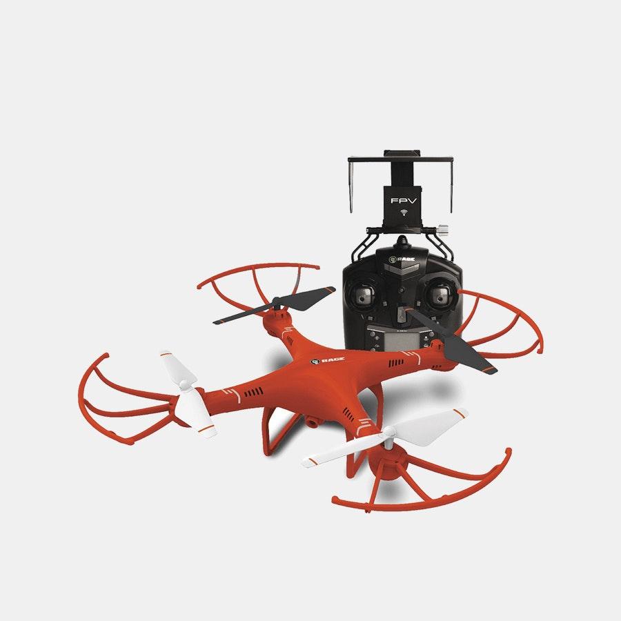 Rage Century FPV HD Multi-Rotor Drone