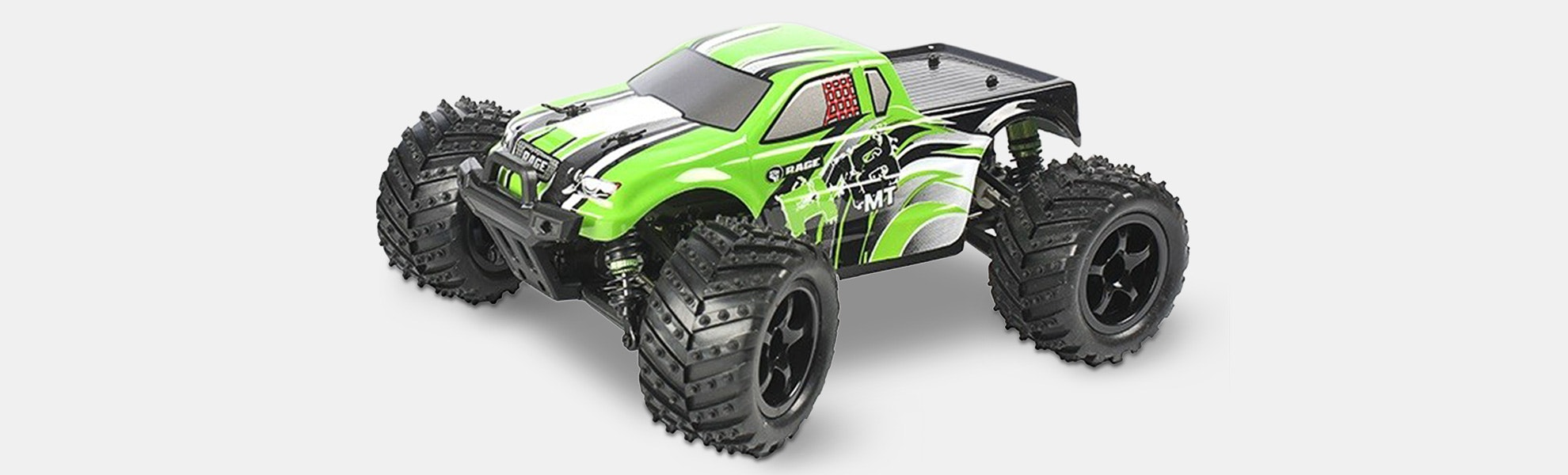 Rage R18MT 1/18 Scale Monster Truck RTR