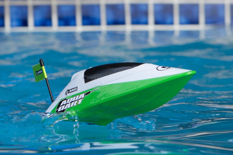 Rage RC Aqua Dart Boat RTR w/ Li-Ion Battery